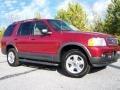 2003 Redfire Metallic Ford Explorer XLT  photo #1