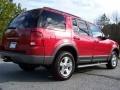 2003 Redfire Metallic Ford Explorer XLT  photo #3