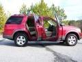 2003 Redfire Metallic Ford Explorer XLT  photo #13