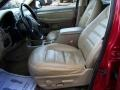 2003 Redfire Metallic Ford Explorer XLT  photo #17