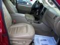 2003 Redfire Metallic Ford Explorer XLT  photo #18