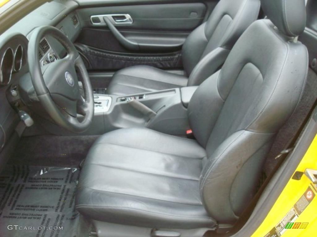 2001 mercedes benz slk 230 kompressor roadster interior photo 44888517. Black Bedroom Furniture Sets. Home Design Ideas