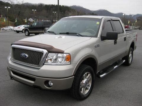2006 ford f150 lariat supercrew 4x4 data info and specs. Black Bedroom Furniture Sets. Home Design Ideas