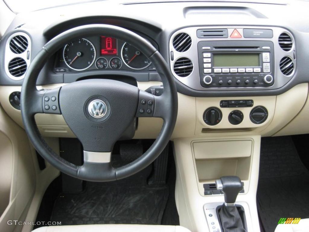 Volkswagen Tiguan Paint Codes