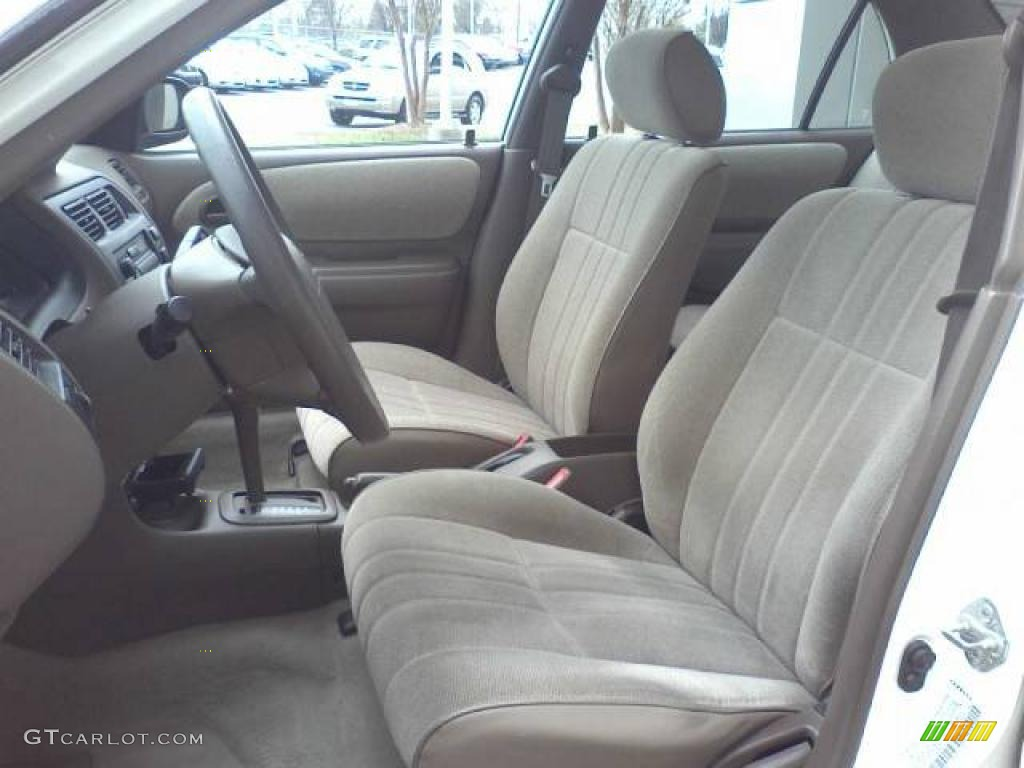 1997 toyota corolla standard corolla model interior photos. Black Bedroom Furniture Sets. Home Design Ideas