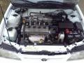 1997 Corolla  1.6 Liter DOHC 16-Valve 4 Cylinder Engine