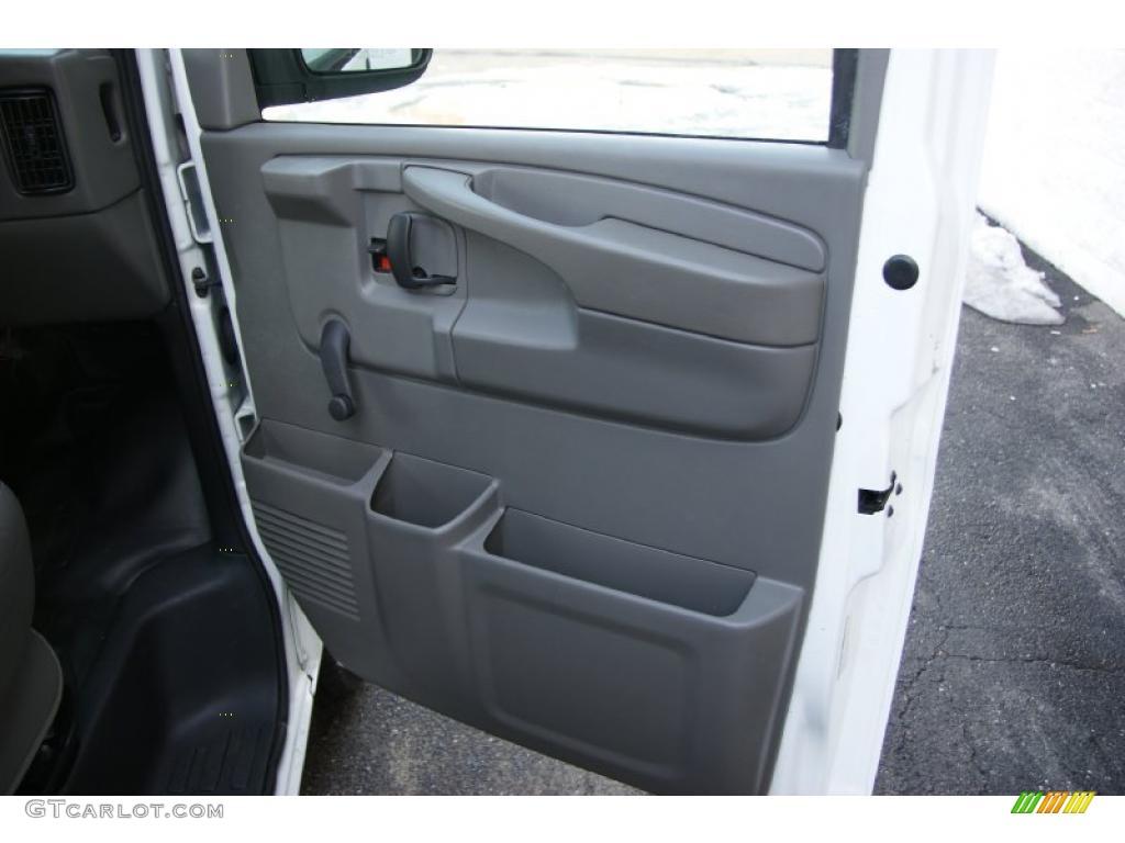 2005 Chevrolet Express 1500 Cargo Van Door Panel Photos