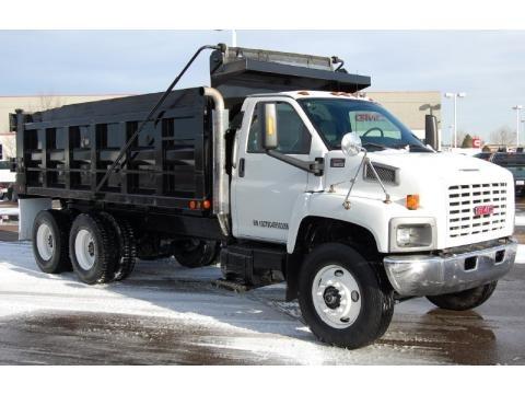 2005 gmc c series topkick c8500 regular cab dump truck data, info GMC Semi Truck 2005 gmc c series topkick c8500 regular cab dump truck data, info and specs