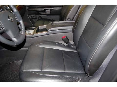 2010 Nissan Armada Interior. 2010 Nissan Armada Titanium