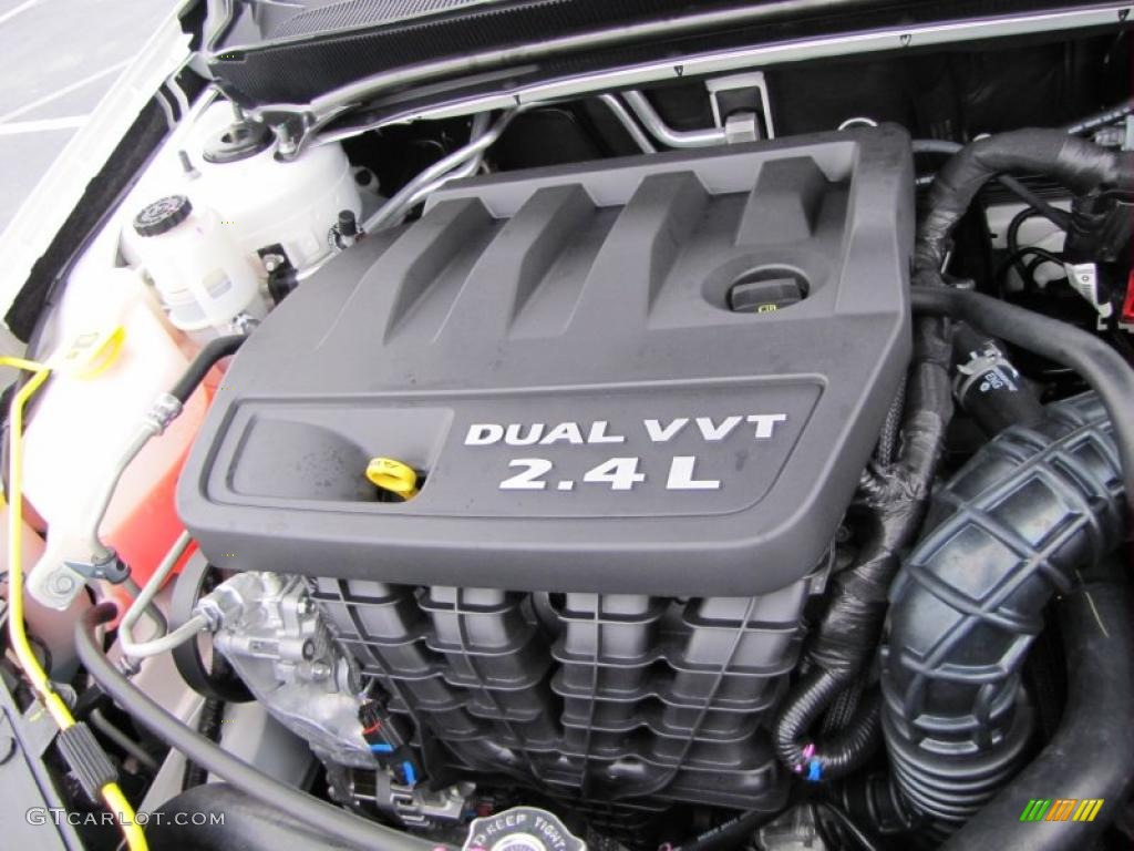 2011 chrysler 200 touring 2 4 liter dohc 16 valve dual vvt. Black Bedroom Furniture Sets. Home Design Ideas