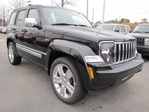 2011 Jeep Liberty Jet Sport Data, Info and Specs