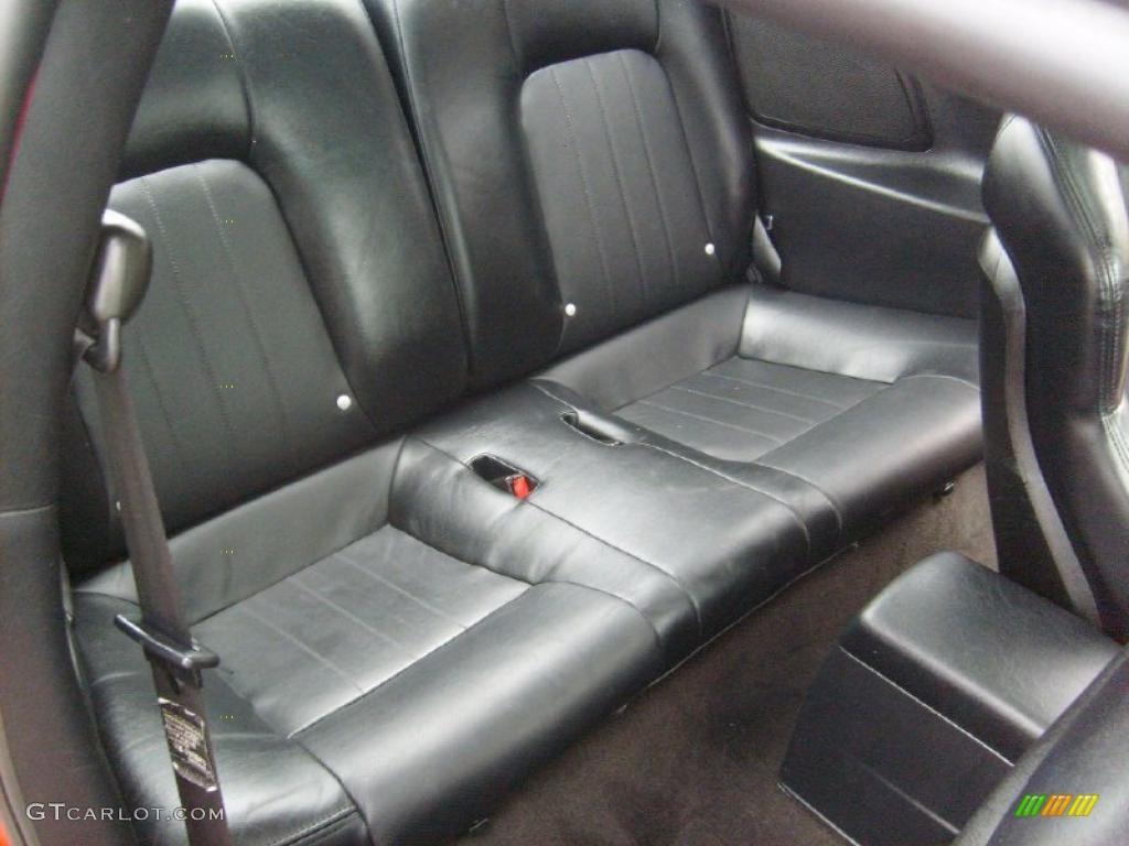Black Interior 2003 Hyundai Tiburon Gt V6 Photo 44913736