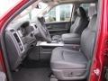 2011 Deep Cherry Red Crystal Pearl Dodge Ram 1500 Sport Crew Cab  photo #7