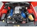 2011 Race Red Ford Mustang Shelby GT500 SVT Performance Package Coupe  photo #17