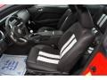 2011 Race Red Ford Mustang Shelby GT500 SVT Performance Package Coupe  photo #23