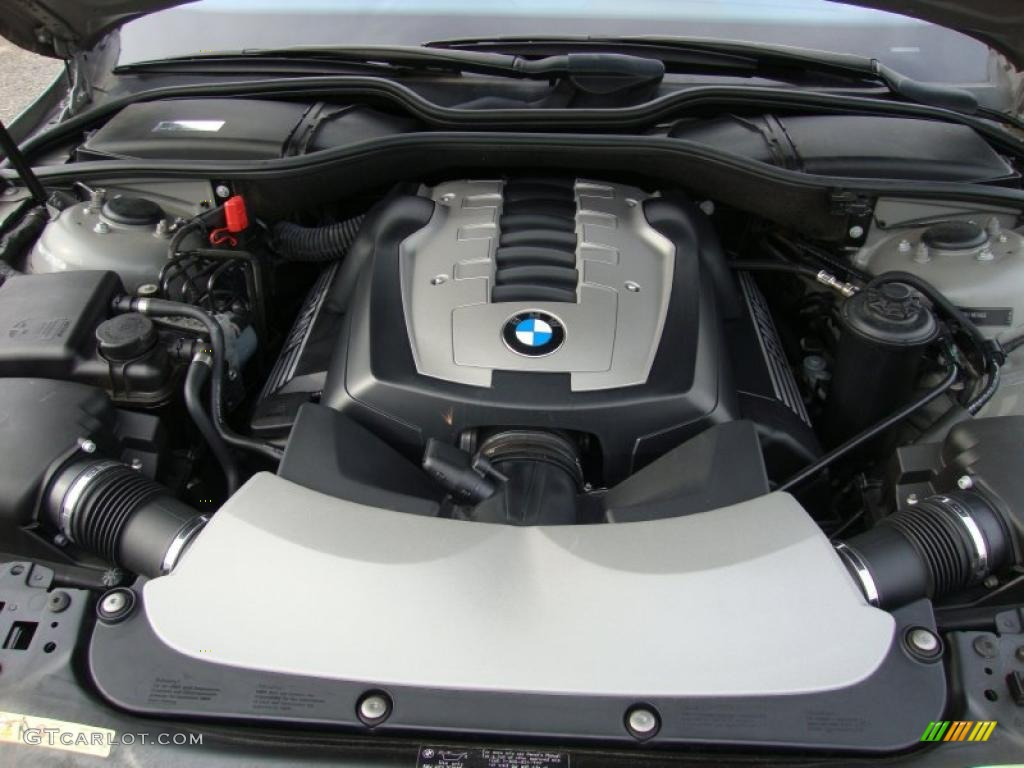 2007 Bmw 750li Engine 2007 Free Engine Image For User