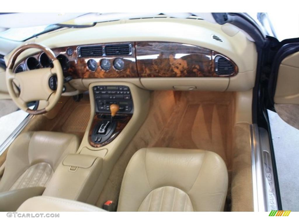 1997 jaguar xk xk8 convertible interior photo 44930365