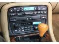 1997 Jaguar XK Coffee Interior Controls Photo