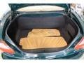 1997 Jaguar XK Coffee Interior Trunk Photo