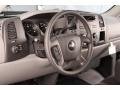 Dark Titanium Dashboard Photo for 2011 Chevrolet Silverado 1500 #44936021