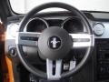Dark Charcoal Steering Wheel Photo for 2007 Ford Mustang #44938981
