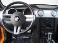 Dark Charcoal Dashboard Photo for 2007 Ford Mustang #44939077