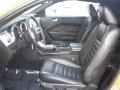 Dark Charcoal Interior Photo for 2007 Ford Mustang #44939161