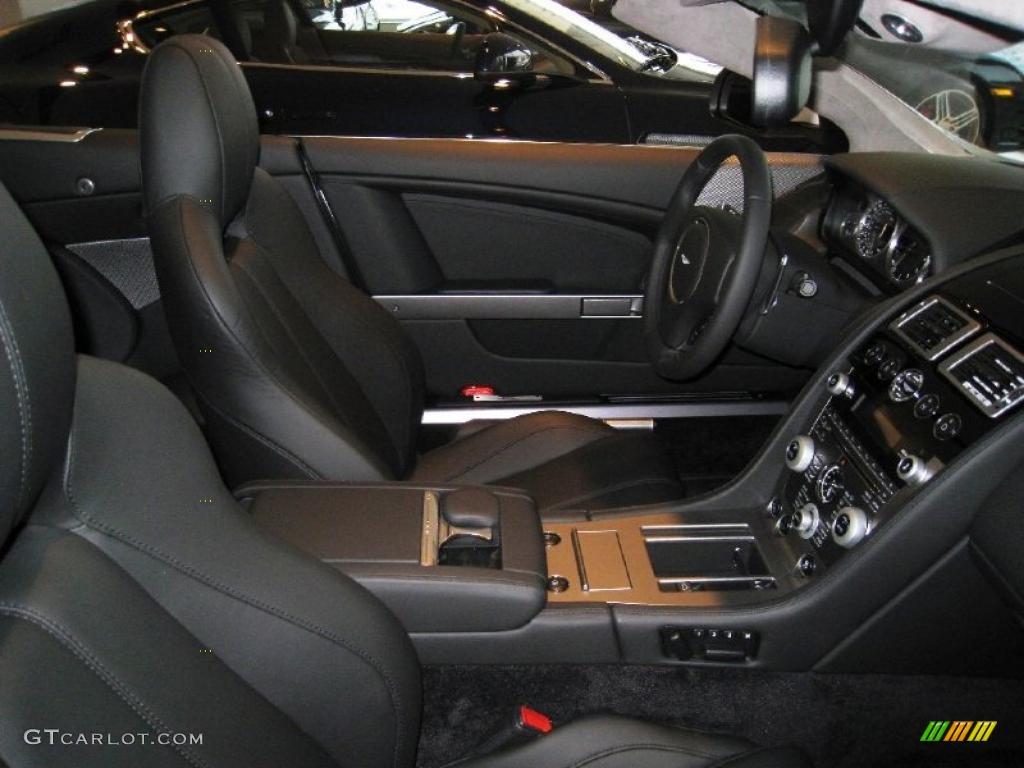 2011 Aston Martin DB9 Volante Interior Photo 44945805