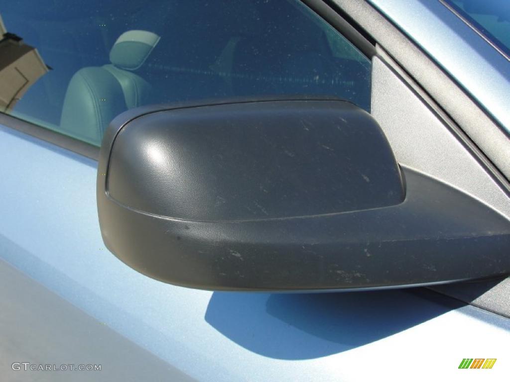 2006 Mustang GT Premium Coupe - Windveil Blue Metallic / Light Graphite photo #18