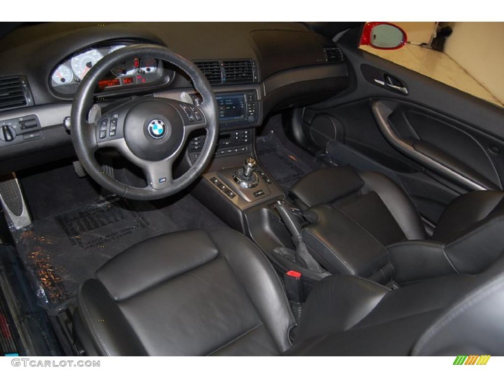 2006 bmw m3 convertible interior photo 44951682
