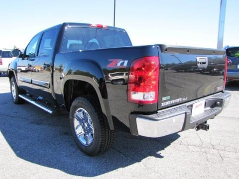 2011 gmc sierra 1500 slt all terrain crew cab data info and specs. Black Bedroom Furniture Sets. Home Design Ideas