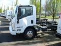 2009 N Series Truck NPR 4500 Chassis White