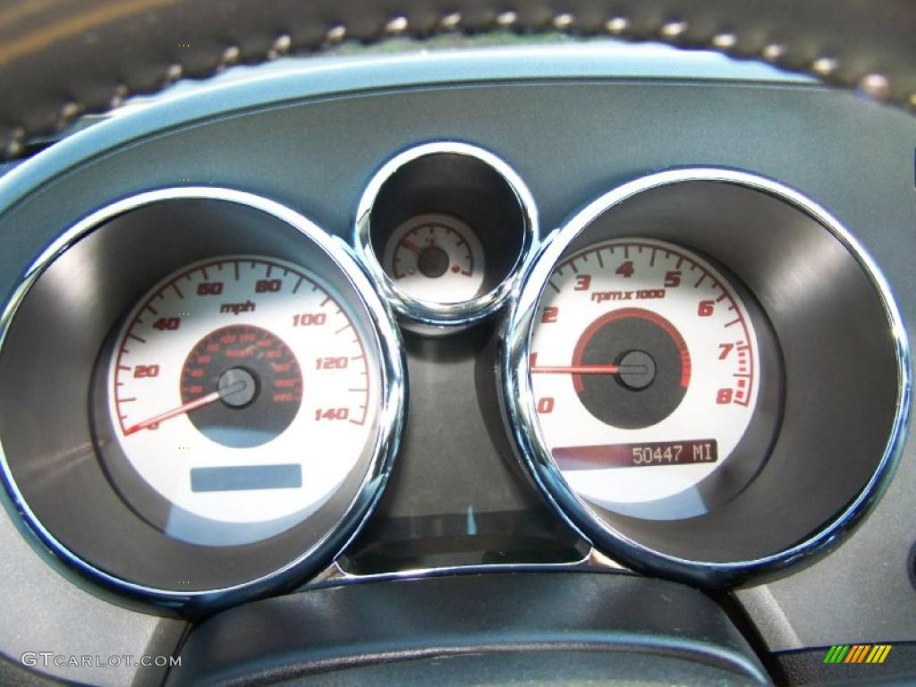 2006 Pontiac Solstice Roadster Gauges Photo 44967761