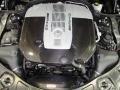 2009 SL 65 AMG Black Series Coupe 6.0 Liter AMG Twin-Turbocharged SOHC 36-Valve V12 Engine