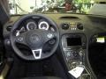 Controls of 2009 SL 65 AMG Black Series Coupe