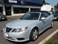 Snow Silver Metallic - 9-3 2.0T Convertible Photo No. 2