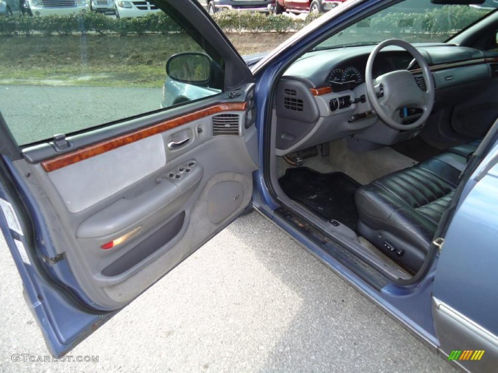 1995 chrysler new yorker standard new yorker model interior photo 44978853