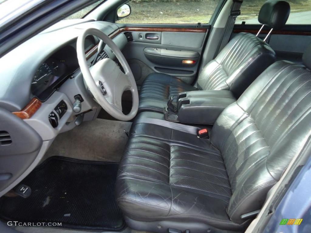 1995 chrysler new yorker standard new yorker model interior photo 44978869