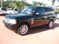 2007 Java Black Pearl Land Rover Range Rover Supercharged  photo #1