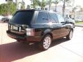 2007 Java Black Pearl Land Rover Range Rover Supercharged  photo #5