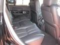 2007 Java Black Pearl Land Rover Range Rover Supercharged  photo #8