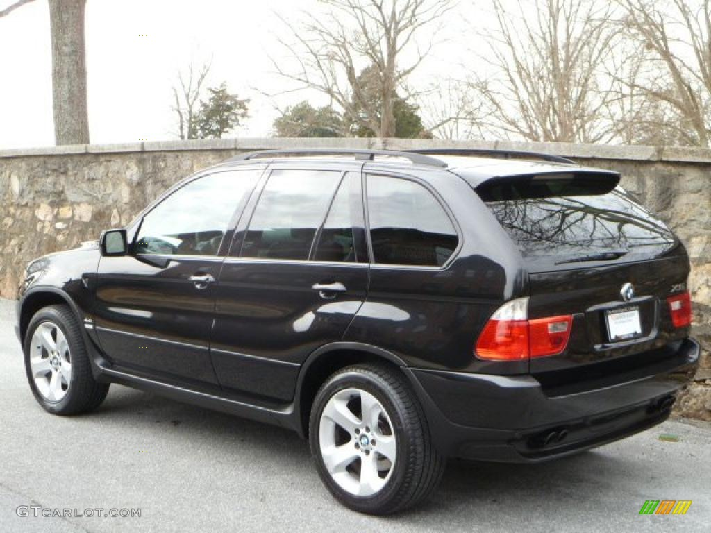 black sapphire metallic 2006 bmw x5 exterior photo. Black Bedroom Furniture Sets. Home Design Ideas
