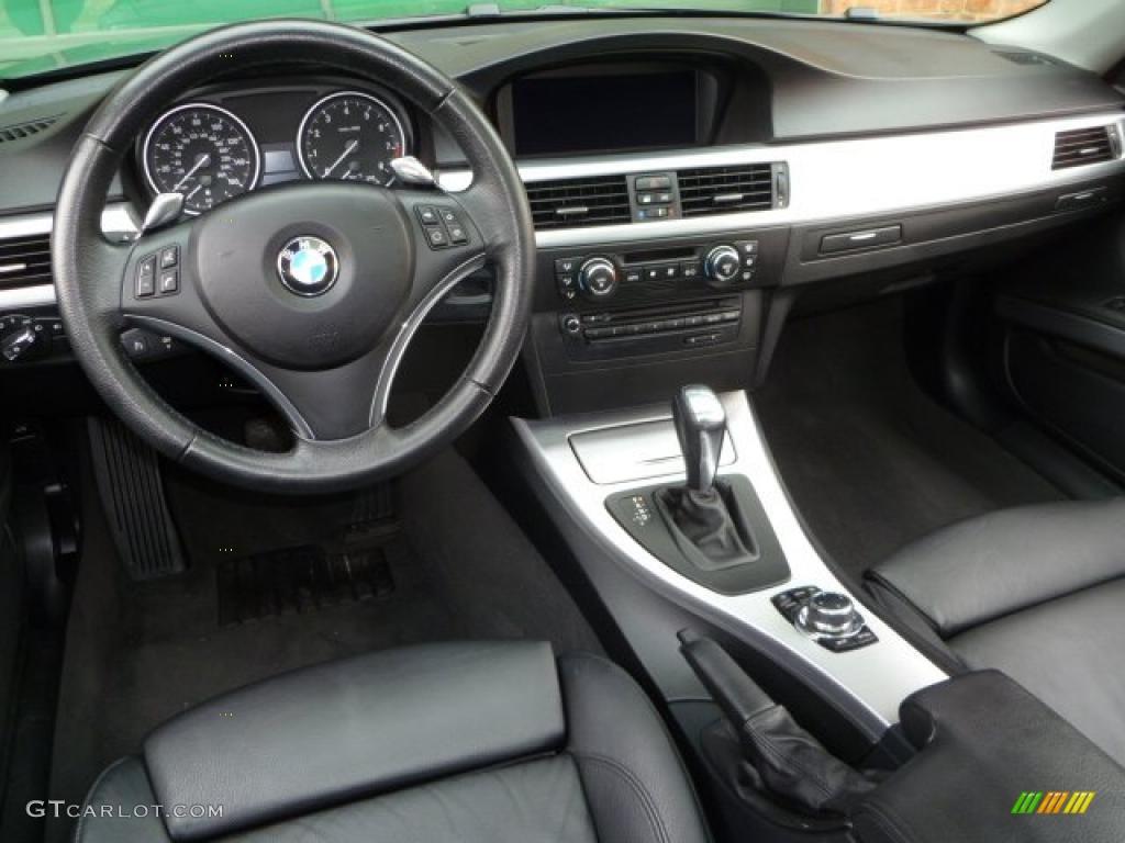 Black Interior 2009 Bmw 3 Series 335i Coupe Photo 45000262 Gtcarlot Com