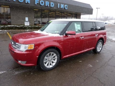 2011 ford flex sel awd data info and specs. Black Bedroom Furniture Sets. Home Design Ideas