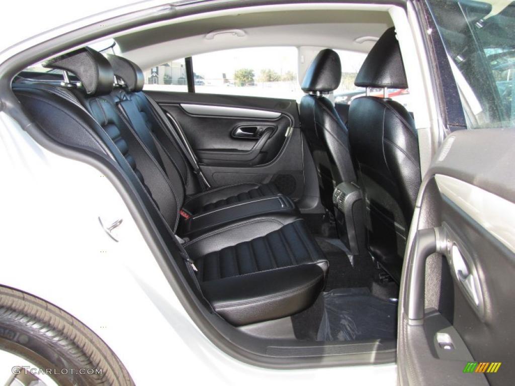 2012 Volkswagen Cc Sport Interior Photo 45015527