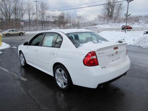 2007 Chevrolet Malibu SS Sedan Data Info and Specs  GTCarLotcom