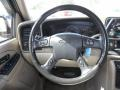 Tan/Neutral Steering Wheel Photo for 2004 Chevrolet Tahoe #45025541