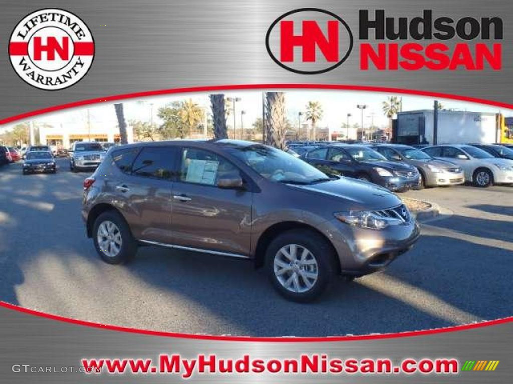 2011 Murano S - Tinted Bronze / Beige photo #1