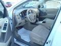 2011 Glacier White Pearl Nissan Murano S  photo #5