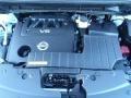 2011 Glacier White Pearl Nissan Murano S  photo #11